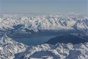 See in den Bergen auf der Südinsel Neuseeland