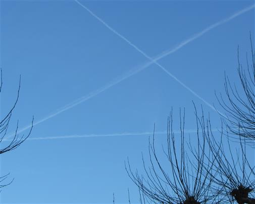 Pythagoras am Himmel