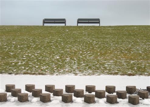 Winterliche Ruhe in Norddeich