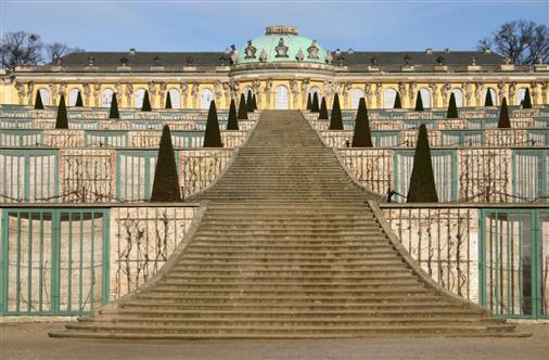 touristenfrei in Potsdam