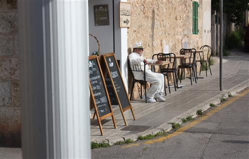 Genießer auf Mallorca