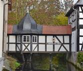 Seufzerbrücke - 1684 erbaut in Staden - Wetterau