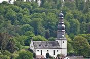 Kirche mit Zwiebelturm