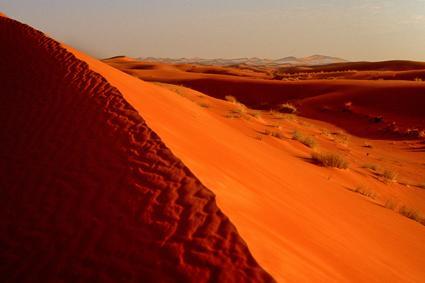 sandwüste arabische emirate