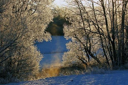 frost an der wenne
