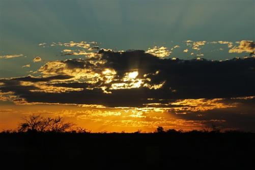 abendhimmel westaustralien