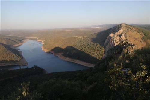 monfrague, rio tajo