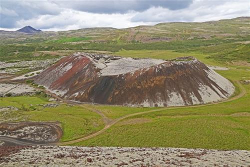 krater grabrokargigar