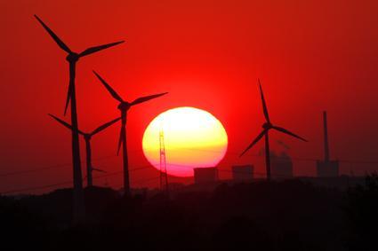 Energie: Kohle, Wind, Sonne