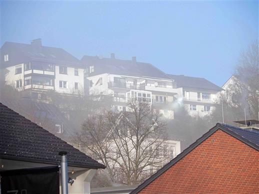 ufo ohne nebel