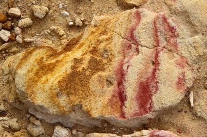 sandstein farbig