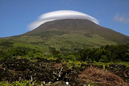 pico- höchster berg portugals