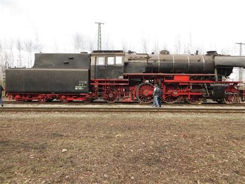 Großlokomotive 23058