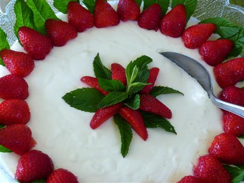 köstliche Erdbeerzeit