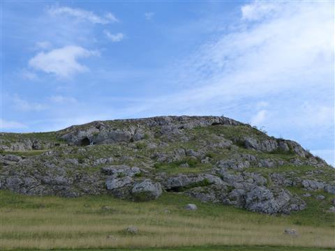 Ofnethöhlen am südlichen Rieskraterrand