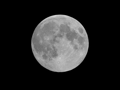 Vollmond am 08-09-2014