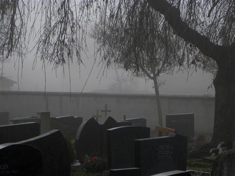 Friedhofsruhe