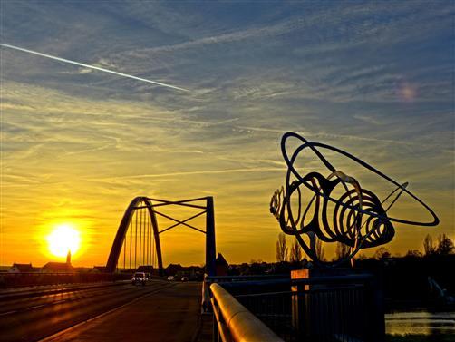 Volkach Mainbrücke