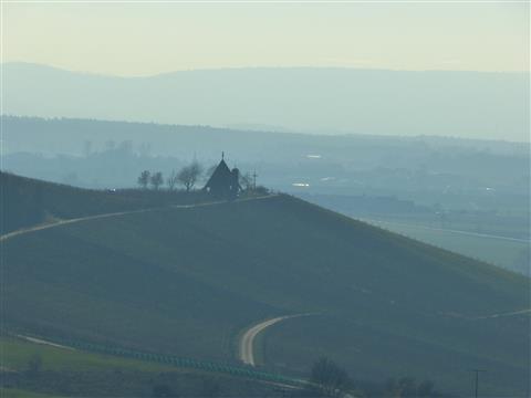 Blick von der Ruine Stollberg