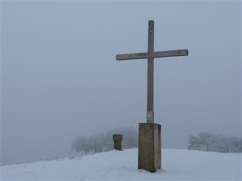 Nebel am Hesselberg