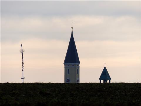 Oberbayern bei Pondorf