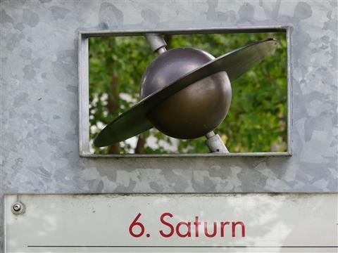 Saturn auf Erden