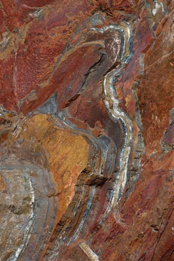Farbenwelt der Steine