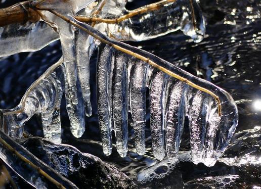 Eiskamm für kühle Köpfe