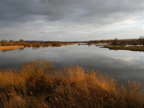 still und stad ruht der See