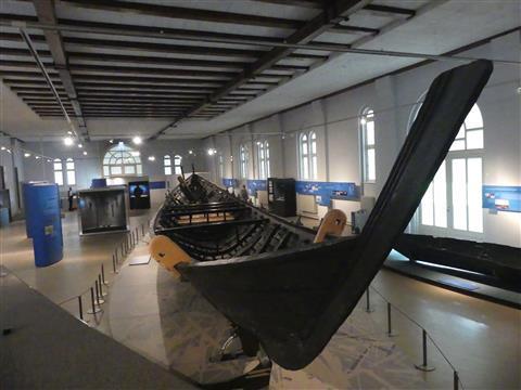Nydamboot Schloss Gottorf
