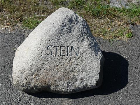 ein Stein