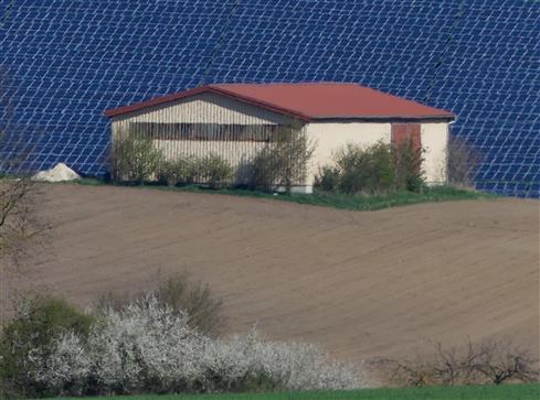 Haus am Solarfeld