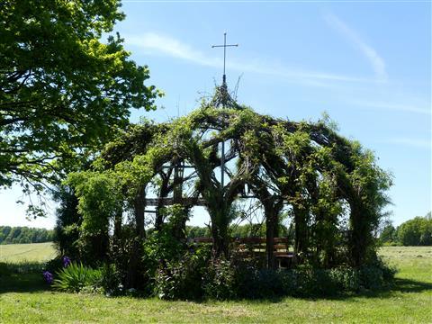 Weidenkapelle bei Altendettelsau