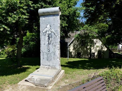 Gedenkstein in Selb