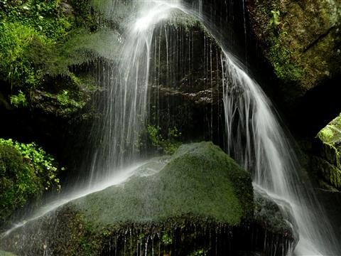 Lichtenhainer Wasserfall im Kirnitschtal