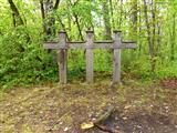 Hexenverbrennungsgedenkstätte oberhalb Wemding