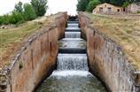 Kanal vor Frómista