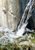 Zufallsbild das Wassermännchen an der Quelle San Bol
