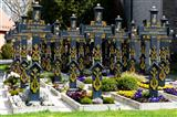 Historischer Friedhof Segringen bei Dinkelsbühl