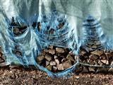Holzverschleierung