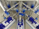 Schönheit der Technik im neuen Wasserwerk Arberg