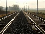 Schienenweg nach Gunzenhausen