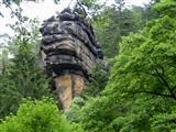 Fels im Kirnitschtal