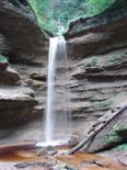Nagelfluh Wasserfall