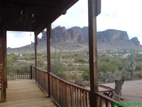 Superstition Mountains, Apache Junction, Arizona