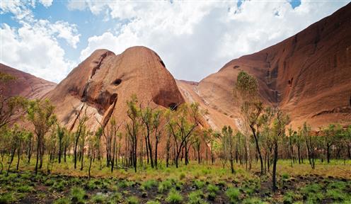 Uluru mal anders