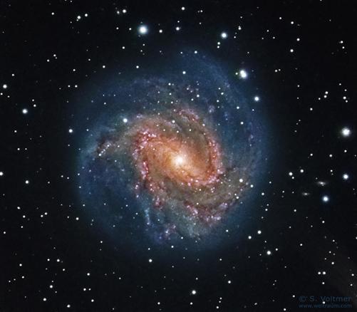 Galaxie M83