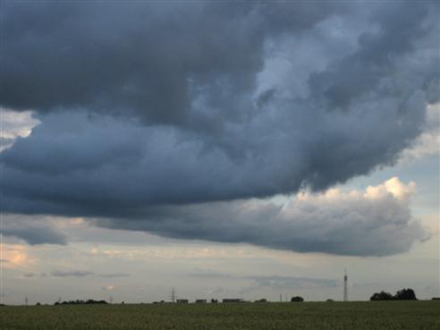 Die Macht der Wolken
