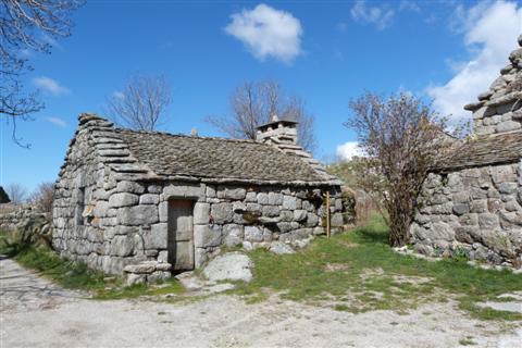 altes Cevennenhaus