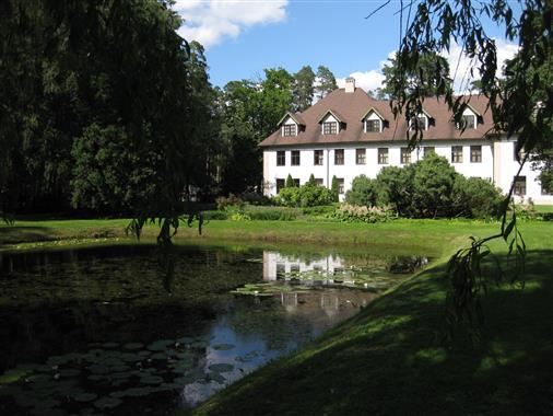 Gartenbauschule in Bulduri (Lettland)